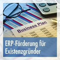 ERP-Förderung für Existenzgründer