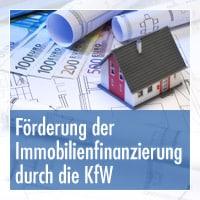 Förderung der Immobilienfinanzierung durch die KfW