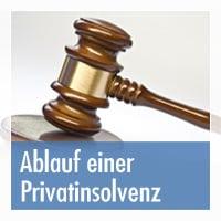 Ablauf einer Privatinsolvenz