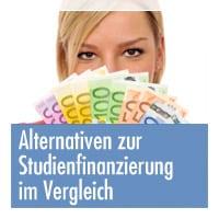 Alternative zur Studienfinanzierung